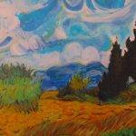 Kimberly Gerry-Tucker Faux Van Gogh