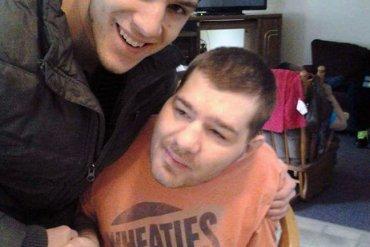 Adam and Ryan