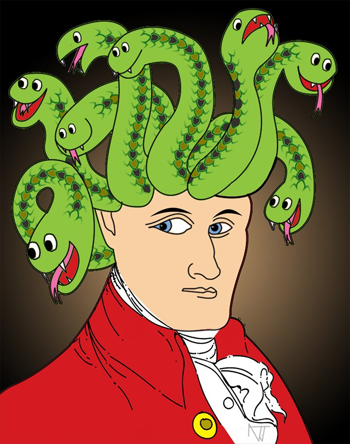 "Austin John Jones ""Gorgon Mozart"""