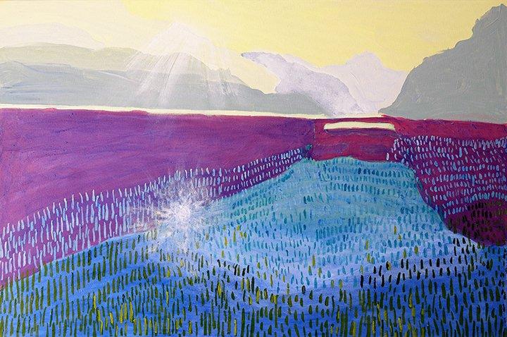 J.A. Ran Rice Field
