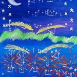 Joel Anderson Eine Kleinie Nachtumusick 36 x 24