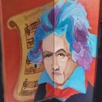 Joel Anderson Beethoven 24 x 13 each side