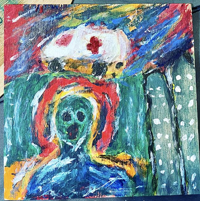 Amanda Porche The Death Sirens