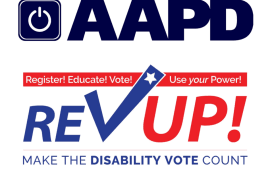 RevUp Make the Disability Vote Count