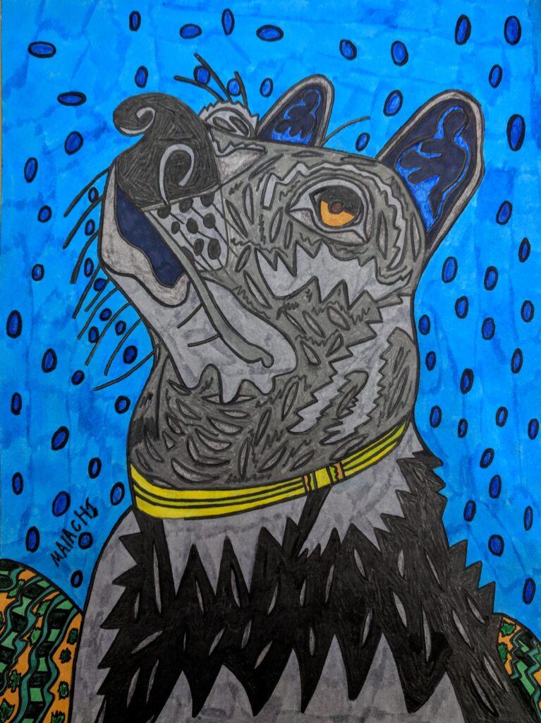 Malachi Pet Portrait
