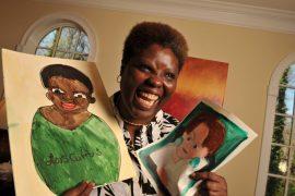 Lois Curtis. Photo courtesy of Robin Rayne/ZUMA