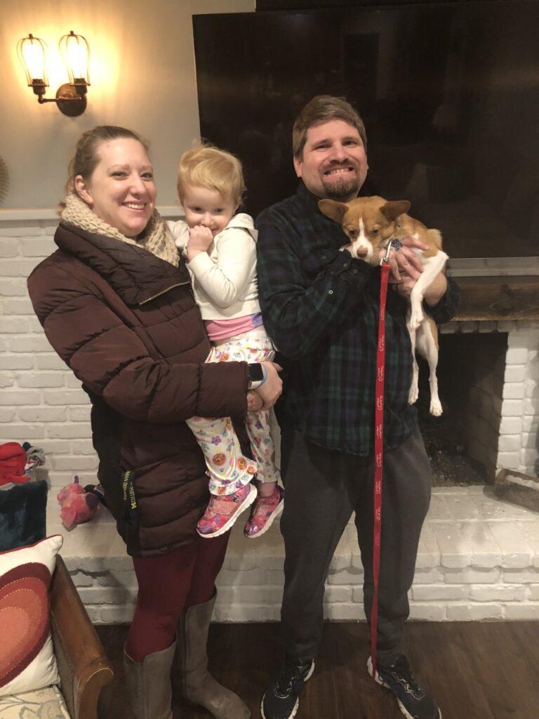 Rudy & Family