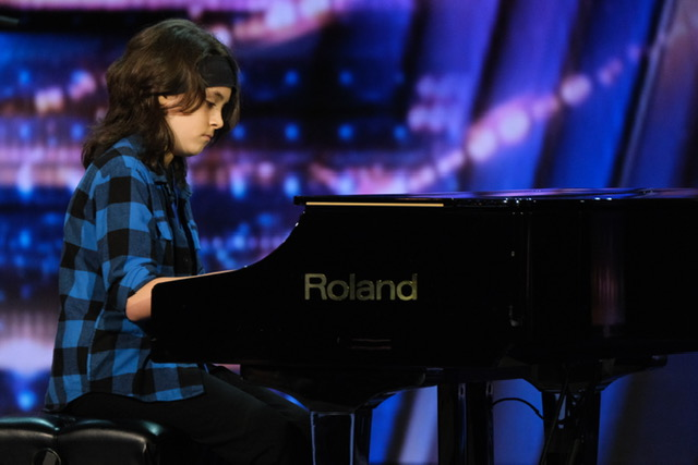 Jacob Velazquez America's Got Talent