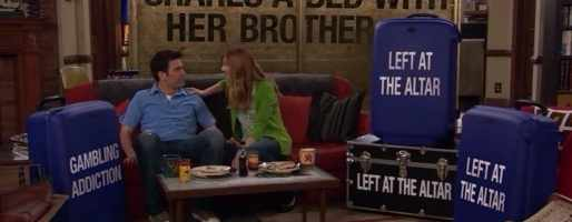 Image result for himym baggage