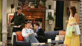 """The cast of """"Will and Grace."""" From left: Will, Jack, Karen, Grace"""