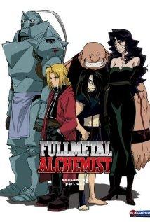 Fullmetal Alchemist 2003-2004 Cover