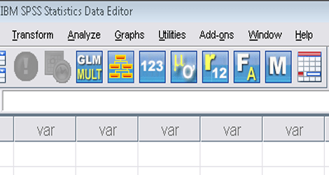 Customize SPSS Toolbar buttons to speed-up your work!
