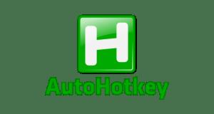 AutoHotKey menu builder