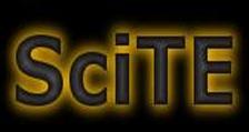 scite status bar
