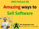 Amazing ways to Sell Software