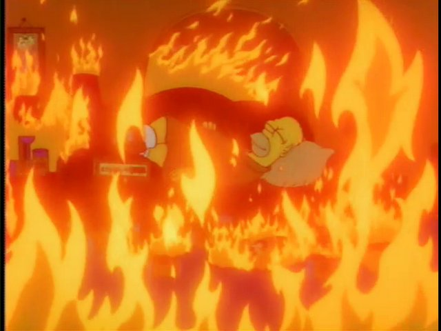 """The Simpsons, Season Four, Episode Three, """"Homer The Heretic"""