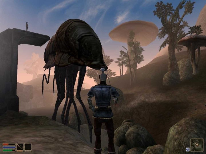 The-Elder-Scrolls-III-Morrowind-Screenshot-3-Woodlouse