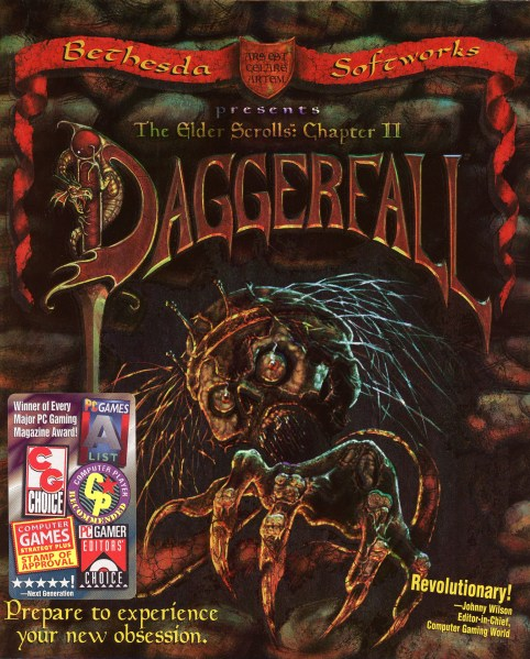 The_Elder_Scrolls_II_-_Daggerfal