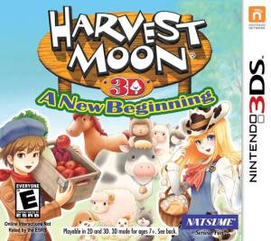 1162 - Harvest Moon 3D. A New Beginning - 7 - 06-11-2012 - Strategy