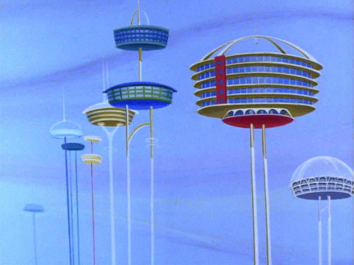 JETSONS NOT SPACE NEEDLE