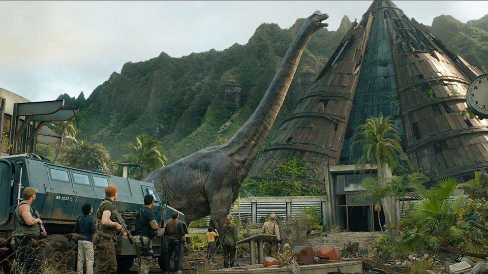 Thế Giới Khủng Long: Vương Quốc Sụp Đổ, Jurassic World: Fallen Kingdom 2018