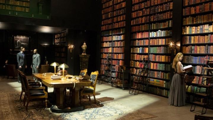 Logan Bernard Dolores library