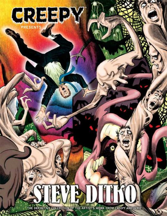 dark-horse-comics-creepy-presents-steve-ditko-hard-cover-1
