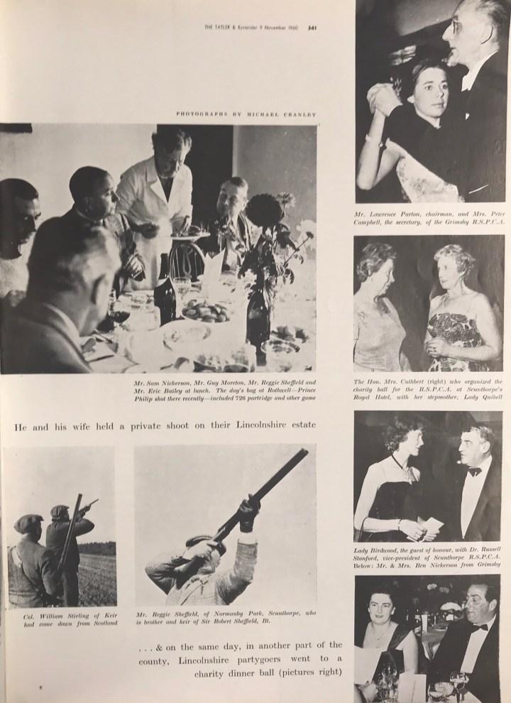 Let's Read Tatler, November 1960! – The Avocado