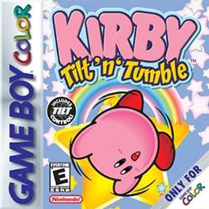 Kirby-Tilt-n-Tumble