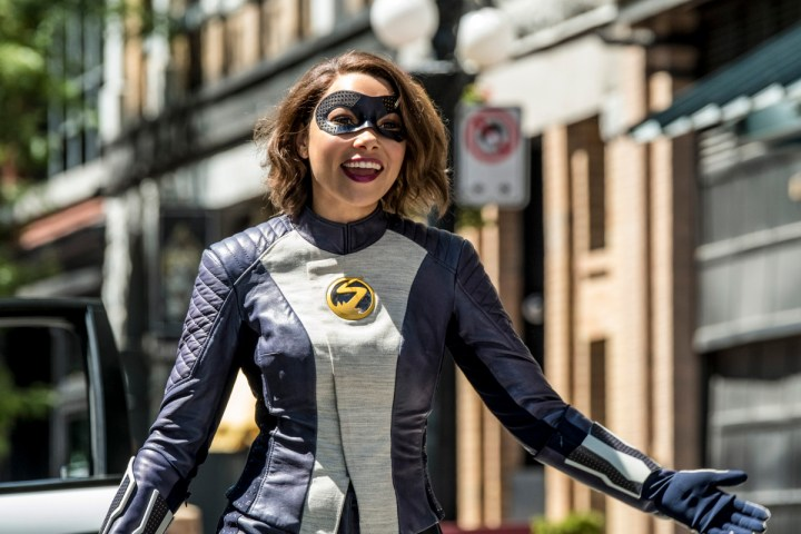 The Flash - Nora