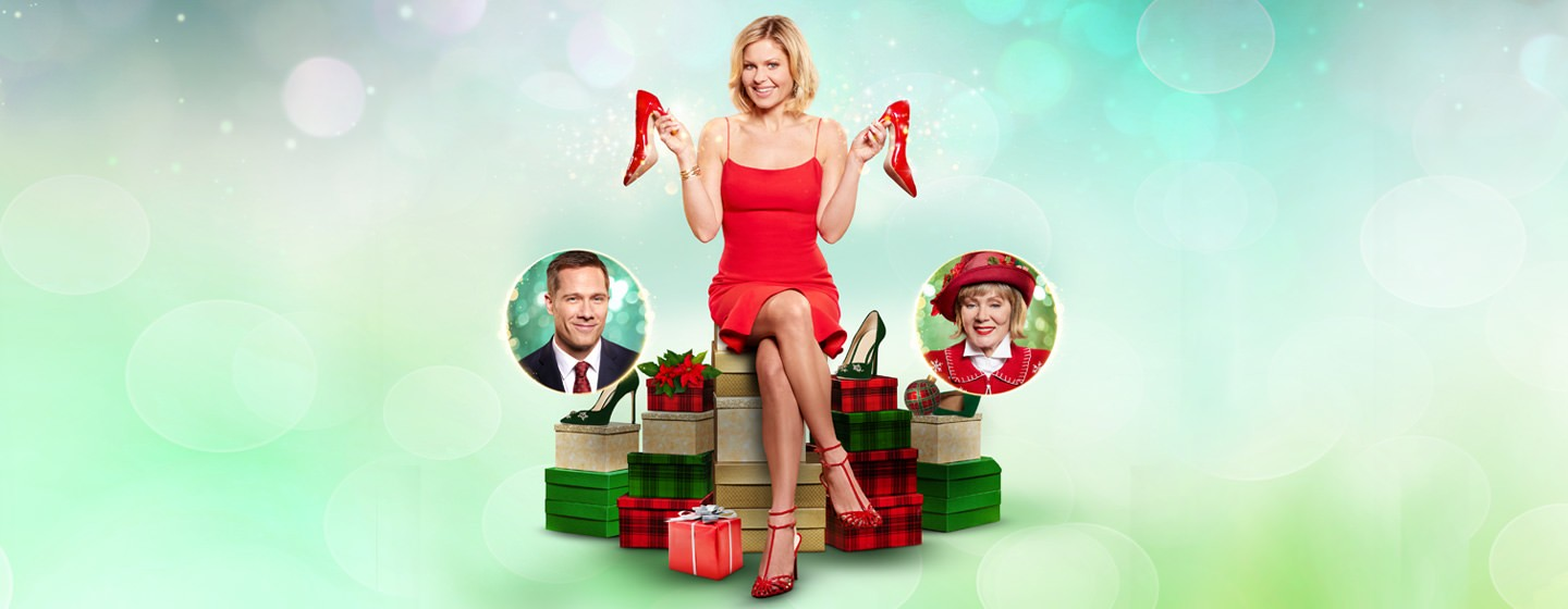 A Shoe Addicts Christmas.Hallmark Christmas A Shoe Addict S Christmas Recap Review
