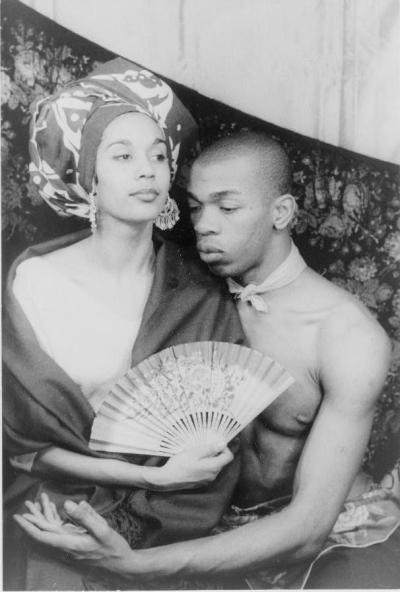 Carmen de Lavallade and Geoffrey Holder