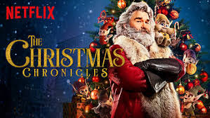 The Christmas Chronicles Poster.Awash In The Stream Christmas Chronicles Netflix 2018