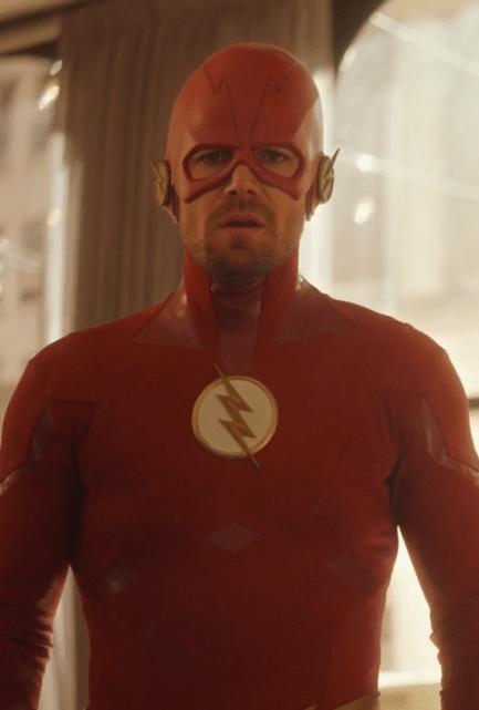 Arrowverse - Oliver Flash