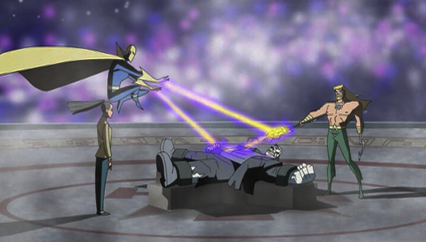justice-league-season-2-15-the-terror-beyond-part-1-solomon-grundy-aquaman-doctor-fate-inza-revew-episode-guide-list