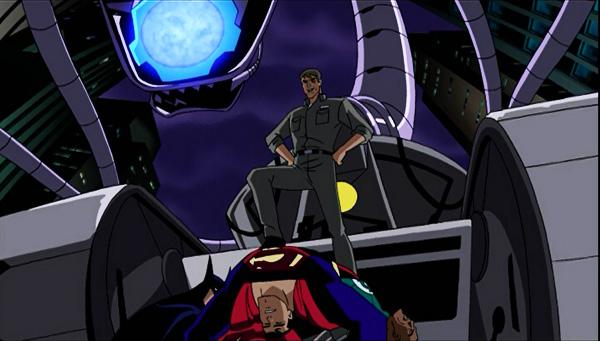 justice-league-season-2-5-only-a-dream-part-1-john-dee-dr-destiny-defeats-superman-batman-green-lantern-materioptikon-review-episode-guide-list