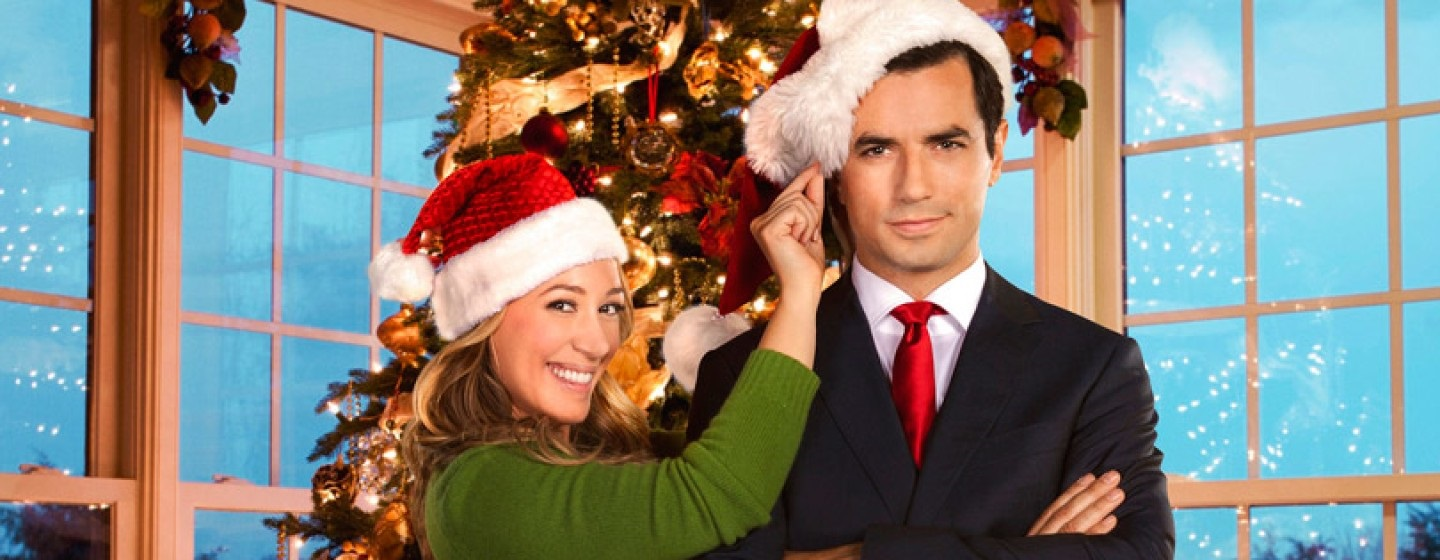 Hats off to Christmas header