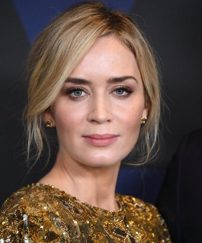 HOLLYWOOD, CA - NOVEMBER 18: Emily Blunt arrives at the Academy Of Motion Picture Arts And Sciences' 10th Annual Governors Awards at The Ray Dolby Ballroom at Hollywood & Highland Center on November 18, 2018 in Hollywood, California. (Photo by Steve Granitz/WireImage)