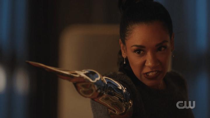 The Flash - Season 6, Episode 17 - Liberation - Mirror Iris