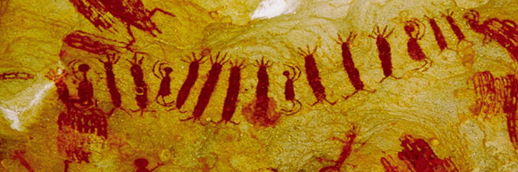 The Serra de Capivara Cave Paintings