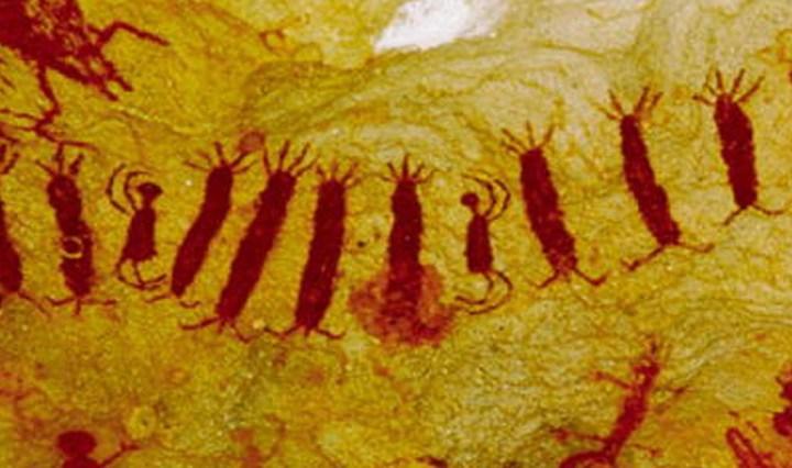 The Serra de Capivara Cave Paintings