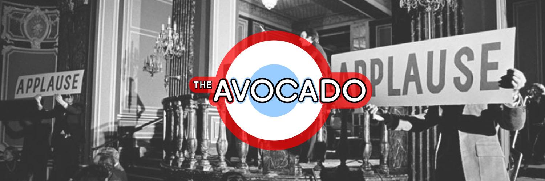The Avocado Applauds You!