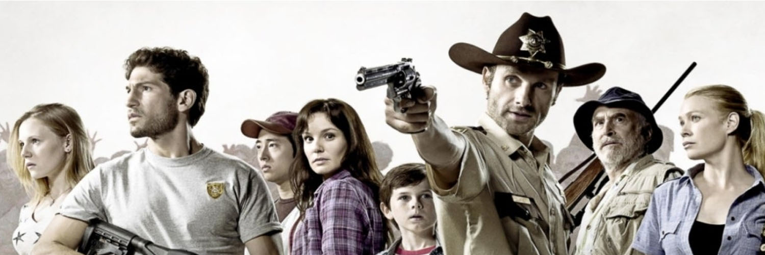 Late to the Party: The Walking Dead