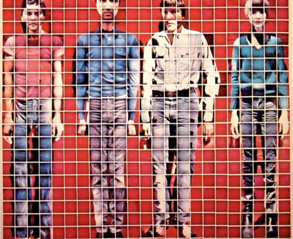 altered album cover