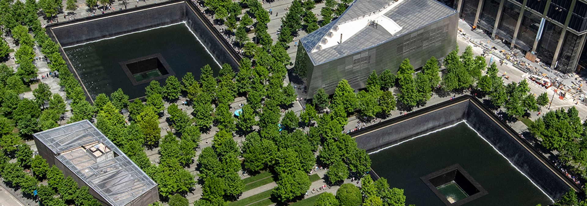 9/11 Reflections Space