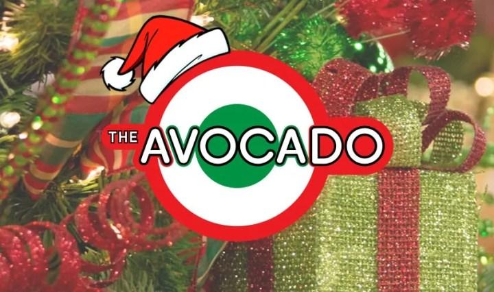Avocado Giftmas Banner