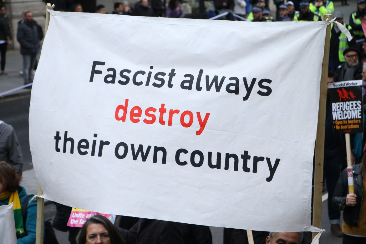 Editorial – In the last week we've seen how quickly and how effectively the lies of the far right spread