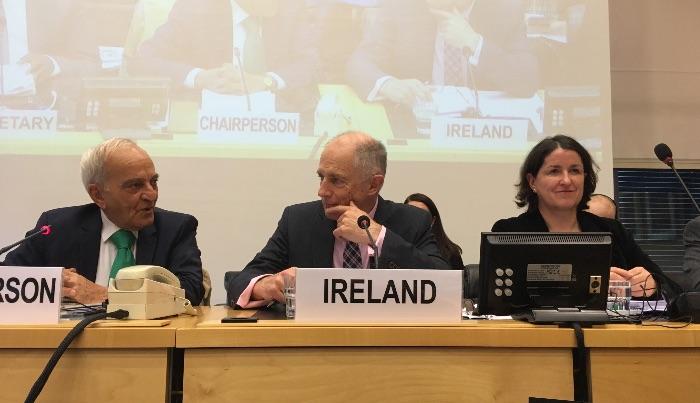 UN tells Irish government it must 'intensify its efforts' to combat hate speech