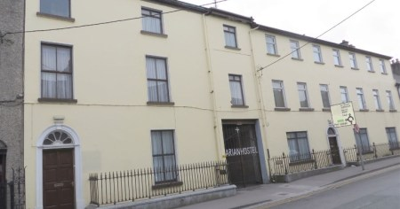 A photo of the Marian Hostel which is due to be turned into a direct provision centre.