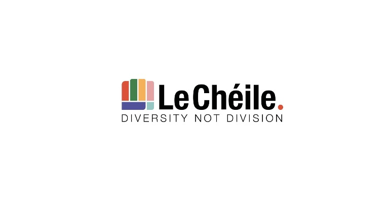 An image of the logo of Le Chéile which has been formed to counter the rising far-right presence in Ireland.